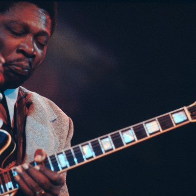 BB King - London 1973