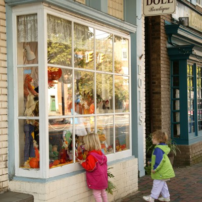 Georgetown Toy store