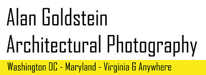 Architectural Photographer Architectural Photography Alan Goldstein Photography Interior Photographer Commercial Photographer Washington DC Maryland Virginia West Virginia Delaware